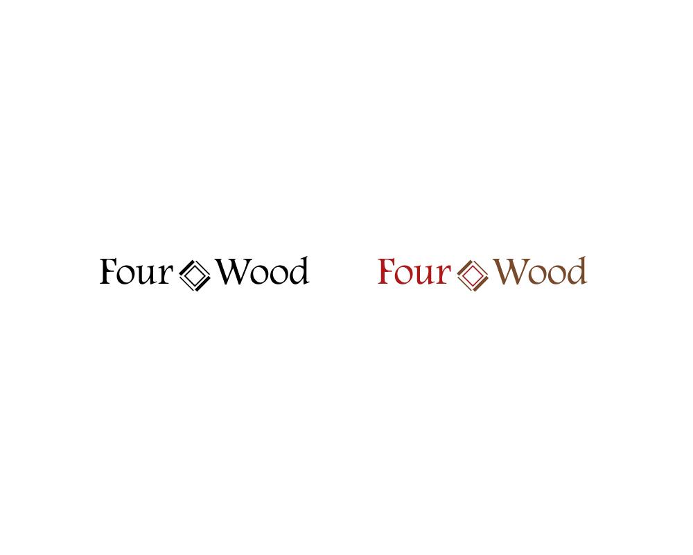 Logotipo Four Wood